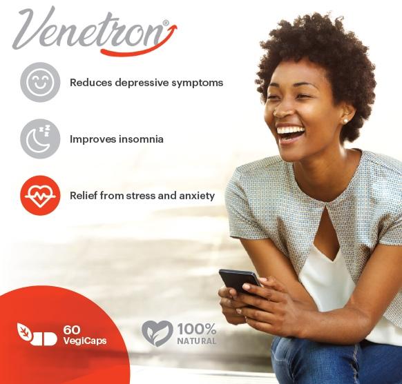 Venetron Sleep and Mood support